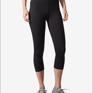 Adidias climalite high-rise crop leggings
